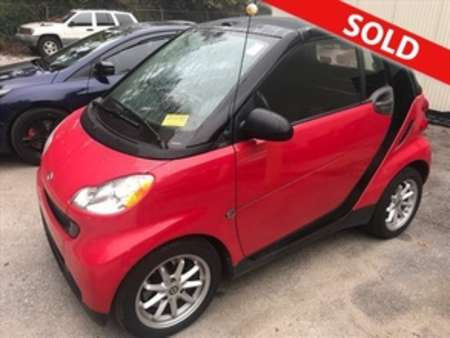 2009 Smart ForTwo Passion for Sale  - 82265AB  - Egolf Motors