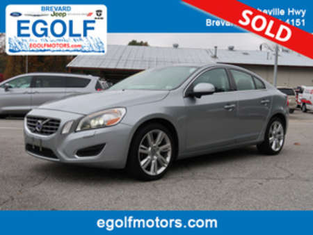 2013 Volvo S60 T5 AWD for Sale  - 4952A  - Egolf Motors