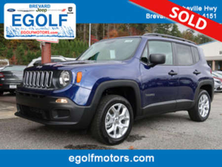 2018 Jeep Renegade Sport for Sale  - 21680  - Egolf Motors