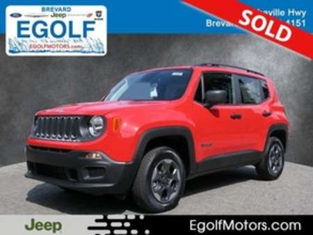 2018 Jeep Renegade Sport for Sale  - 21659  - Egolf Motors