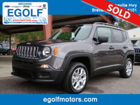 2018 Jeep Renegade Sport for Sale  - 21696  - Egolf Motors