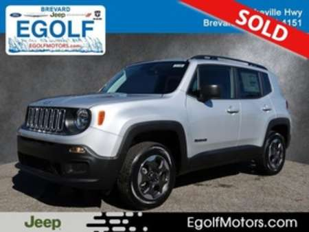 2018 Jeep Renegade Sport for Sale  - 21720  - Egolf Motors
