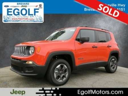 2018 Jeep Renegade Sport for Sale  - 21651  - Egolf Motors