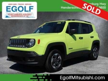 2018 Jeep Renegade Sport for Sale  - 7667  - Egolf Motors