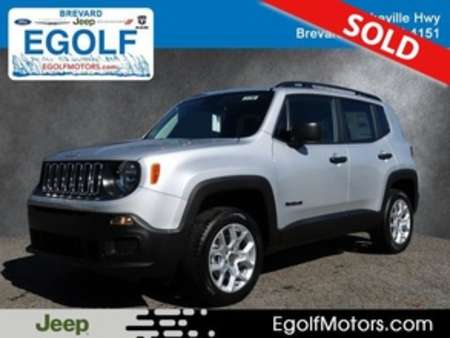 2018 Jeep Renegade Sport for Sale  - 21706  - Egolf Motors