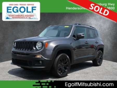 2017 Jeep Renegade Latitude for Sale  - 7690  - Egolf Motors