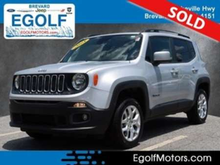 2018 Jeep Renegade Latitude for Sale  - 21686  - Egolf Motors