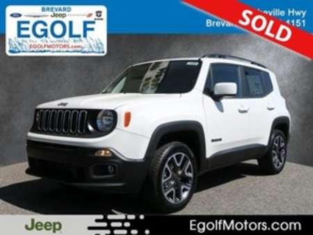 2018 Jeep Renegade Latitude for Sale  - 21600  - Egolf Motors