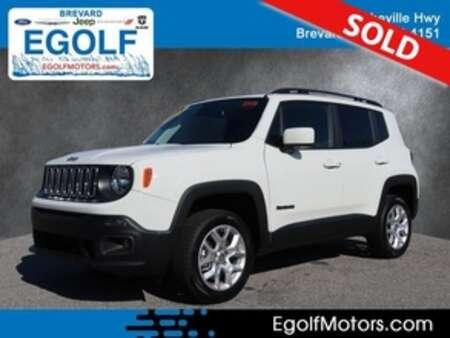 2018 Jeep Renegade Latitude for Sale  - 82294  - Egolf Motors