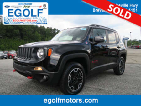 2017 Jeep Renegade Trailhawk for Sale  - 10676  - Egolf Motors