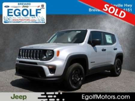2019 Jeep Renegade Sport for Sale  - 21767  - Egolf Motors