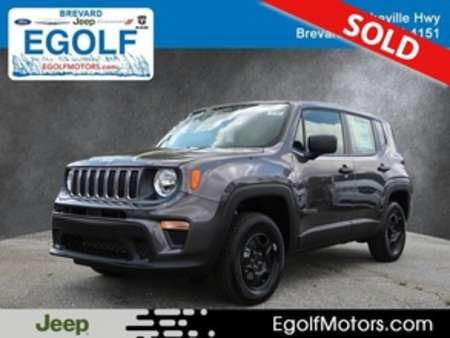 2019 Jeep Renegade Sport for Sale  - 21769  - Egolf Motors