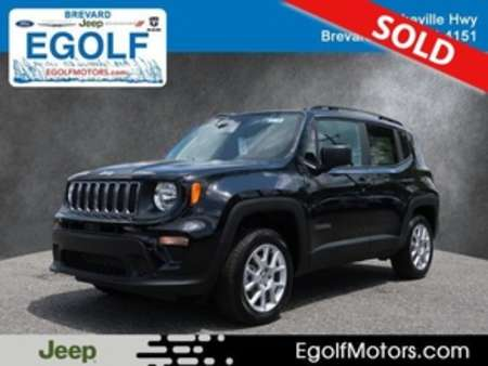 2019 Jeep Renegade Sport for Sale  - 21770  - Egolf Motors