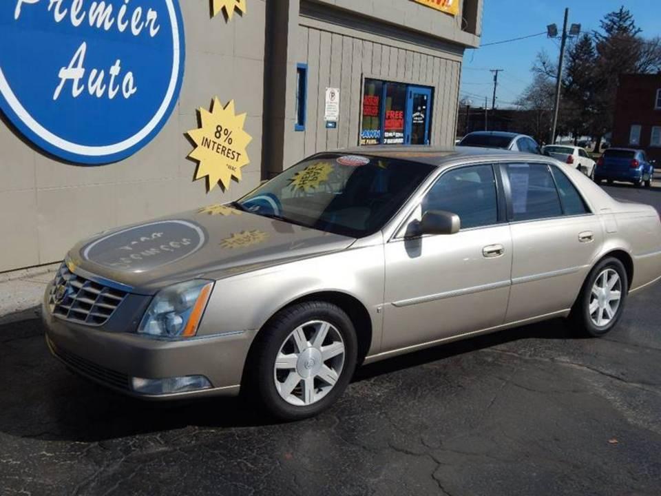 2006 Cadillac DTS w/1S