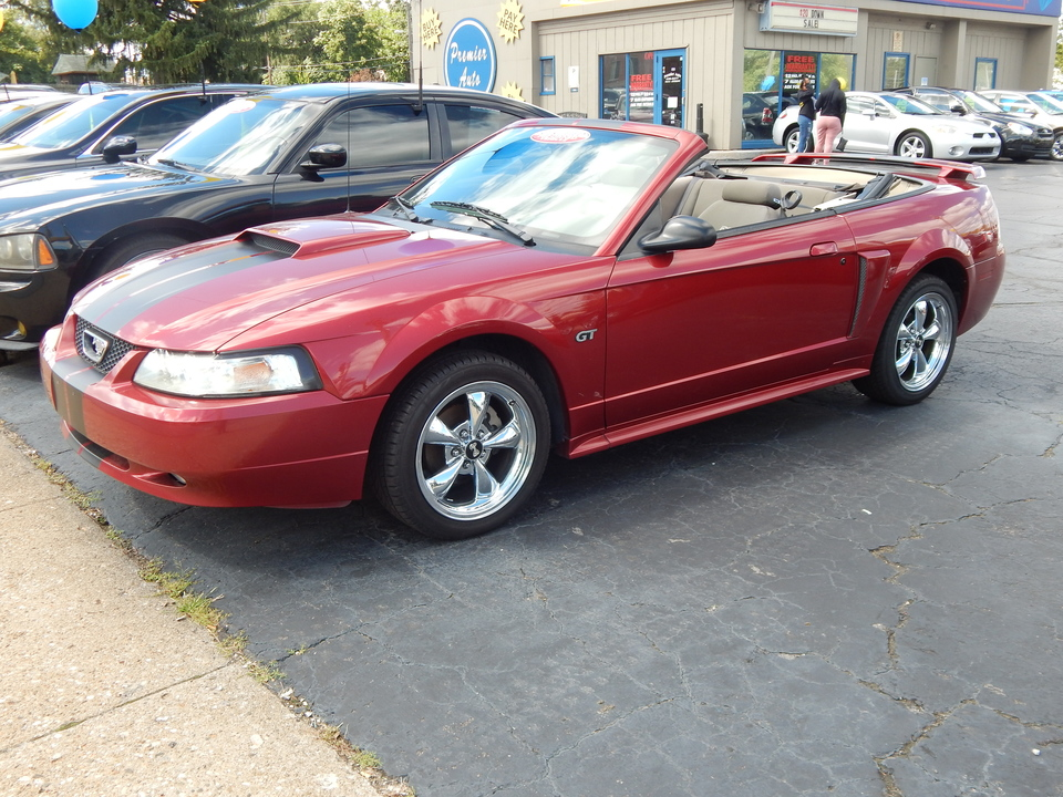 2003 Ford Mustang GT D