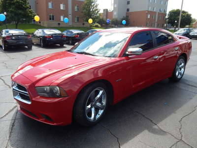 2012 Dodge Charger RT M