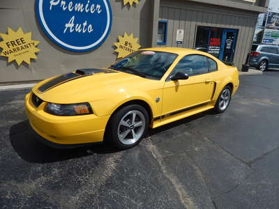 2004 Ford Mustang Prem