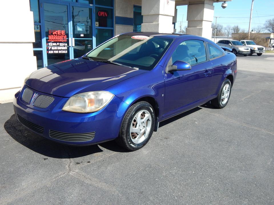 2007 Pontiac G5  - Premier Auto Group