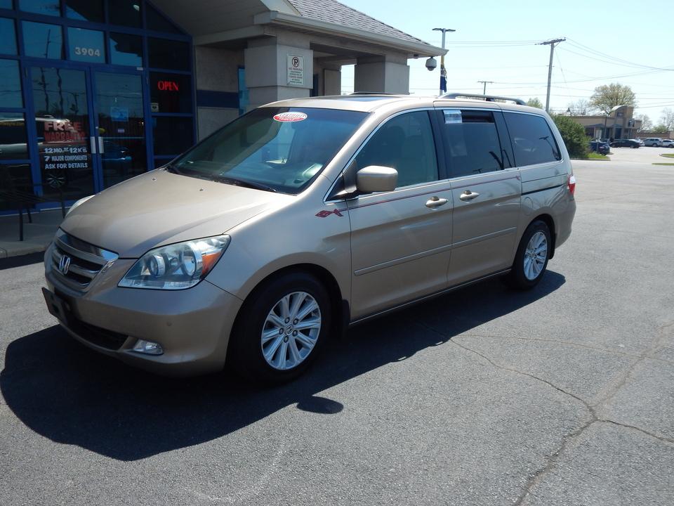2006 Honda Odyssey TOUR