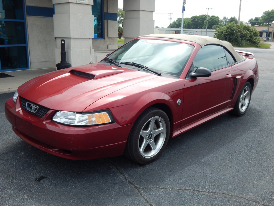 2004 Ford Mustang GT P