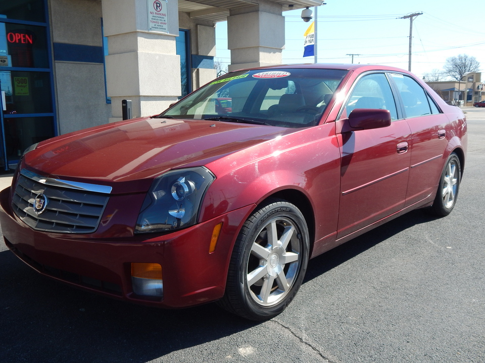 2005 Cadillac CTS  - Premier Auto Group