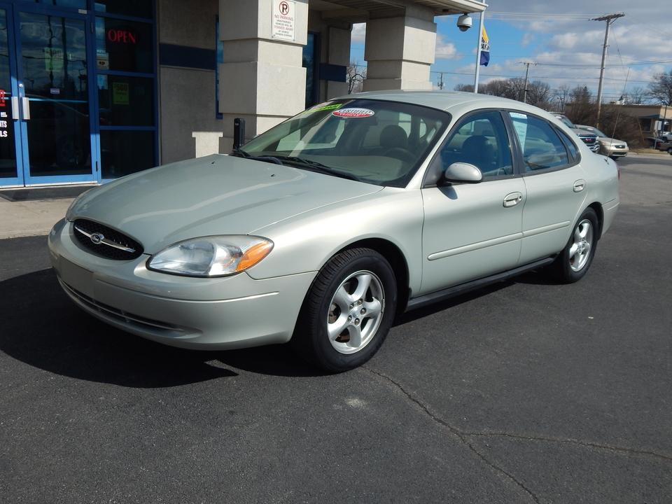 2003 Ford Taurus  - Premier Auto Group