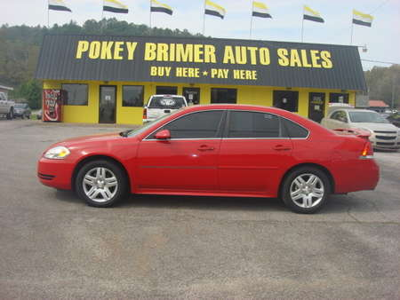 2012 Chevrolet Impala  for Sale  - 6674  - Pokey Brimer
