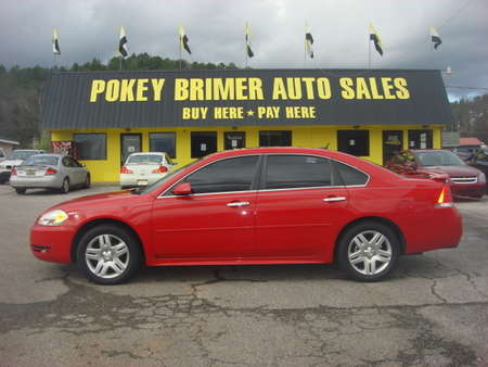 2013 Chevrolet Impala  for Sale  - 6685  - Pokey Brimer