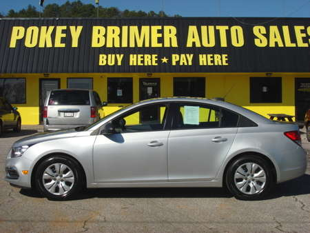 2015 Chevrolet Cruze  for Sale  - 6614  - Pokey Brimer