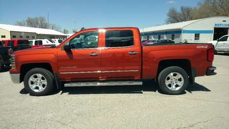 2015 Chevrolet Silverado 1500 LTZ 4WD Crew Cab for Sale  - 2940  - Keast Motors