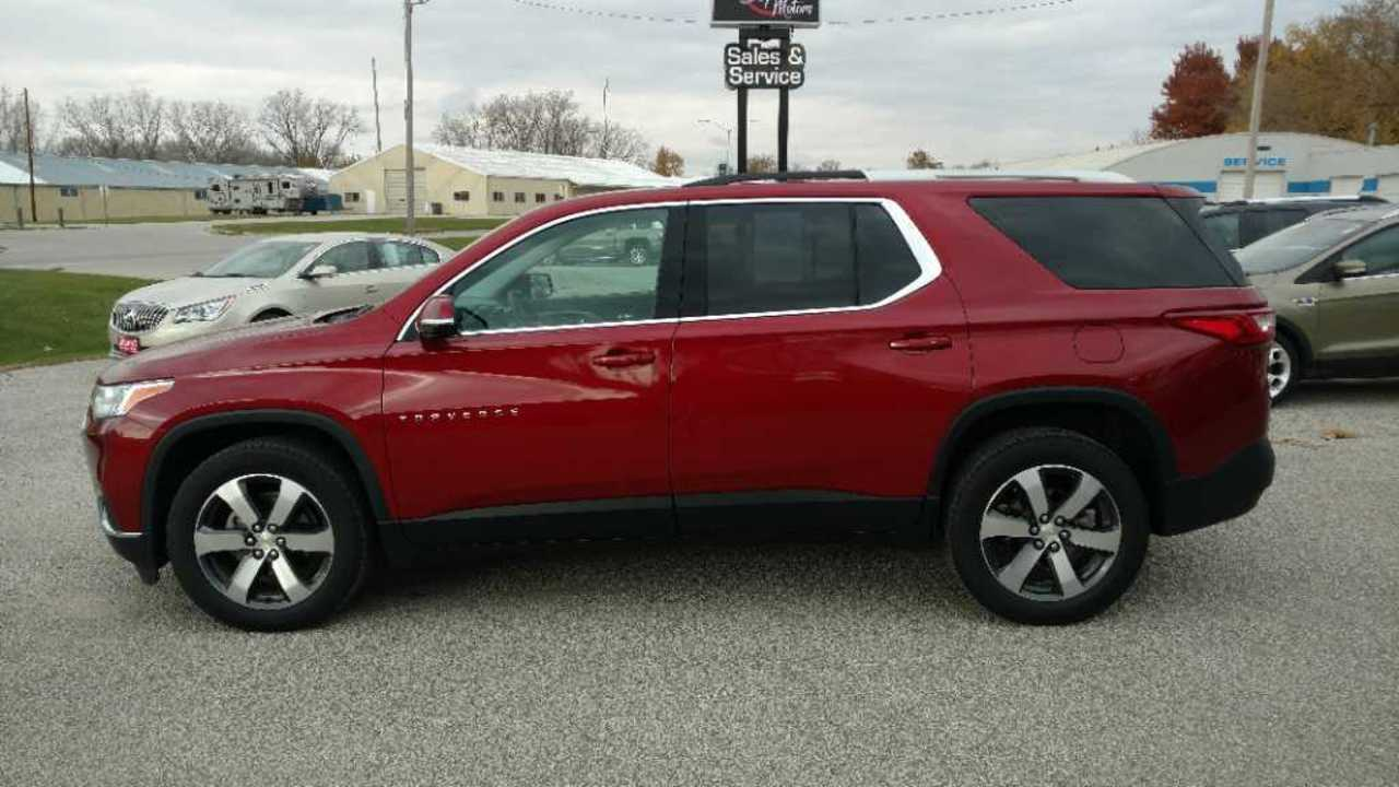 2018 Chevrolet Traverse LT L