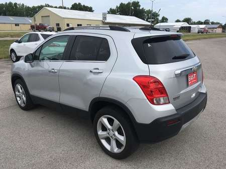 2015 Chevrolet Trax LTZ AWD for Sale  - 2851  - Keast Motors
