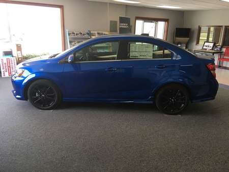 2017 Chevrolet Sonic Premier for Sale  - 2867  - Keast Motors