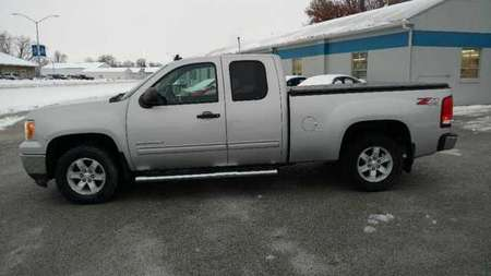 2011 GMC Sierra 1500 SLE 4WD Extended Cab for Sale  - 2914A  - Keast Motors