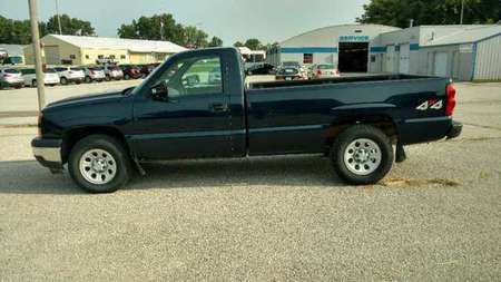 2006 Chevrolet Silverado 1500 Work Truck 4WD Regular Cab for Sale  - 2892A  - Keast Motors