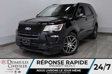 2018 Ford Explorer Spor