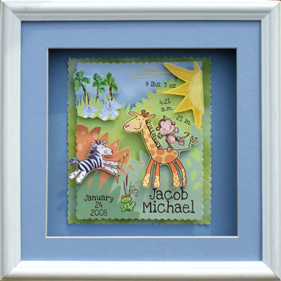 Keepsake Shadow Boxes