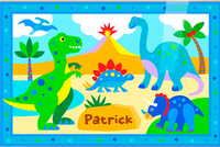 Dinosaur Placemats