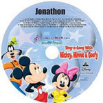 Kids Music Personalized CDs