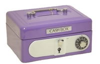 Kids Metal Cash Boxes & Safes