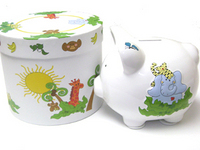 Kids Small Piggy Banks