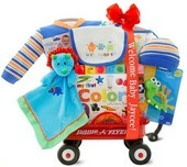 Baby Gift Baskets & Diaper Cakes