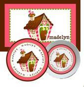 Holiday Placemats with Melamine Plate/Bowl
