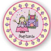 Princess &  Prince Plates
