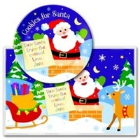 Kids Personalized Christmas Placemats, Plates & Bowls