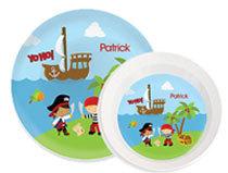 Pirate Dish Sets