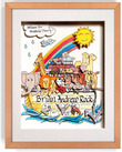 Noah's Ark 3D Birth Art