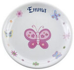Personalized Ceramic Sports Plate