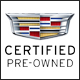 Certified - 2016 Cadillac CTS