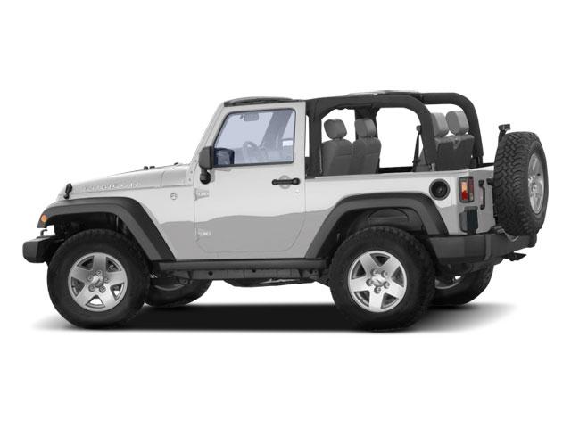 2009 Jeep Wrangler 4WD